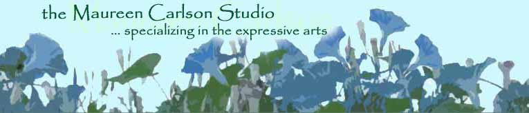 the Maureen Carlson Studio